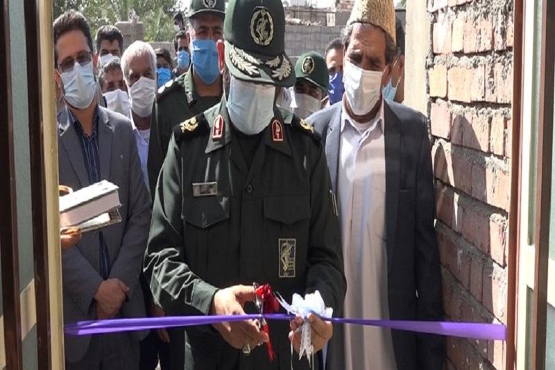افتتاح 7 پروژه محرومیتزدایی جهادگران در فهرج