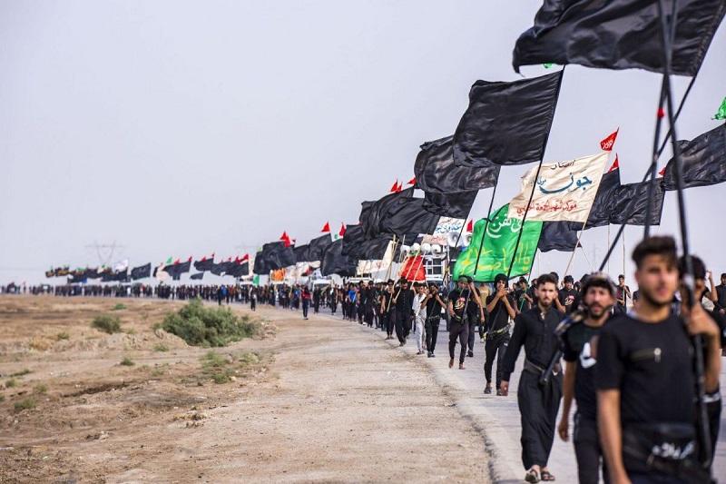 پیاده روی اربعین در خمینی شهر ممنوع است