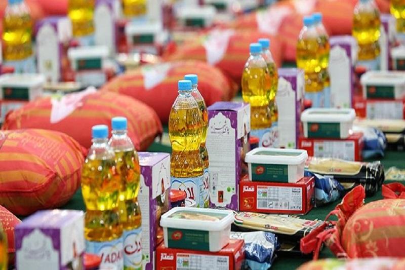 طبخ و توزیع چهار هزار پرس غذای گرم به همت گروه های جهادی