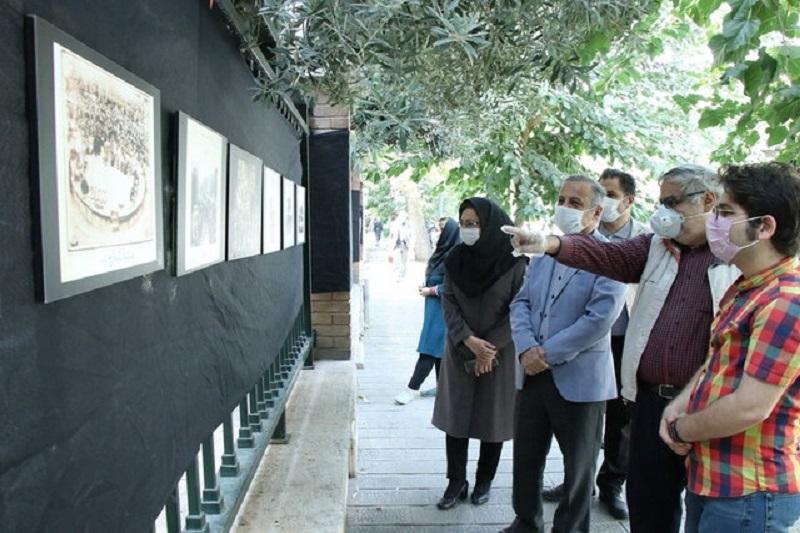 نمایش ۴۰ قطعه عکس با مضمون عاشورا و آیینهای محرم