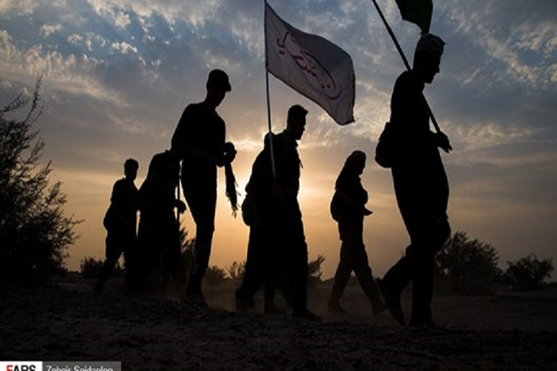 رسانه ملی در پیادهروی اربعین امسال غایب است