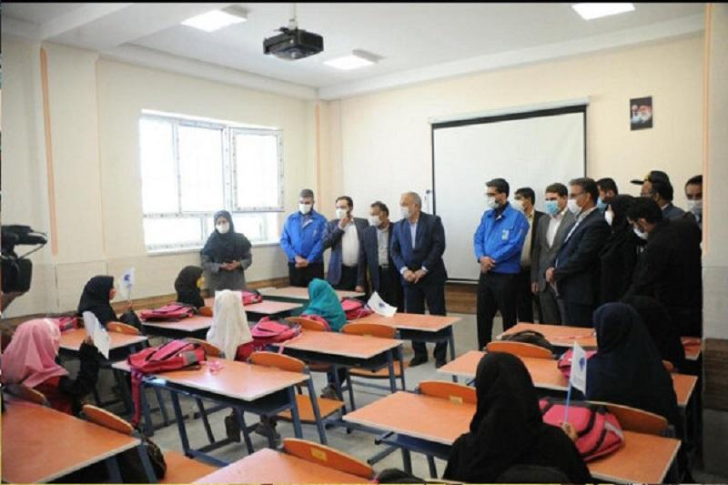۶ هزار دانشآموز نیازمند البرزی زیر چتر پویش «ایران همدل»