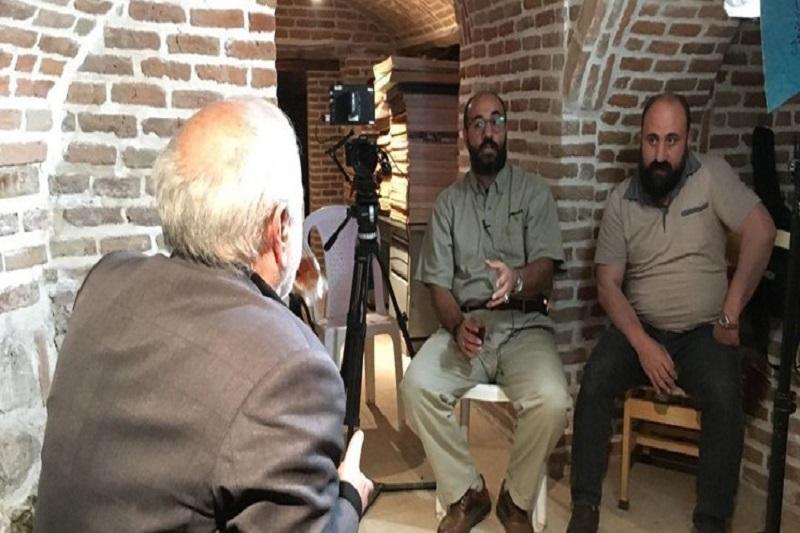 ساخت مستند «نواهای ماندگار» در اردبیل