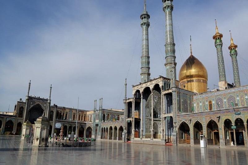 لغو برگزاری مراسم های مذهبی در حرم حضرت معصومه(س)