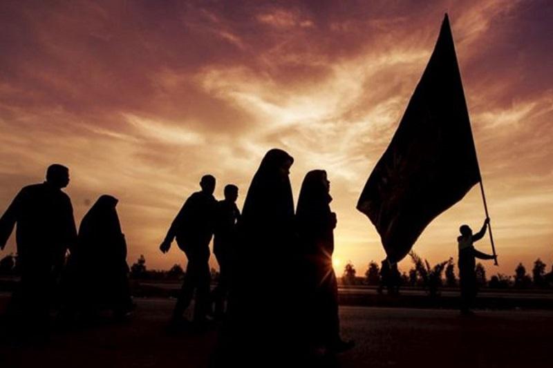 فیلم/ویژه برنامه سوگواری ایام اربعین برگزار میشود