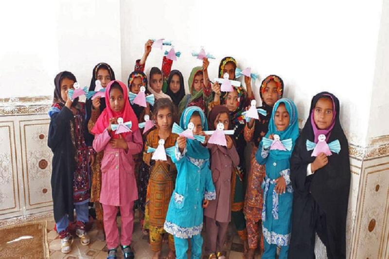 شیعه شدن 2 زن بلوچستانی توسط گروه جهادی راهیان شهادت