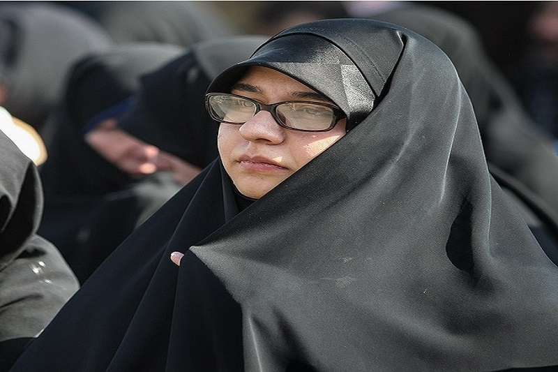 کار در نمایشگاه دفاع مقدس باعث ازدواجم با شهید حججی شد