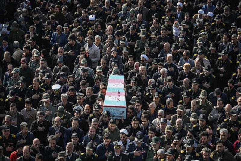 پیکر شهید «ساسان امیرخانی حسینکلو» در اهر تشییع میشود