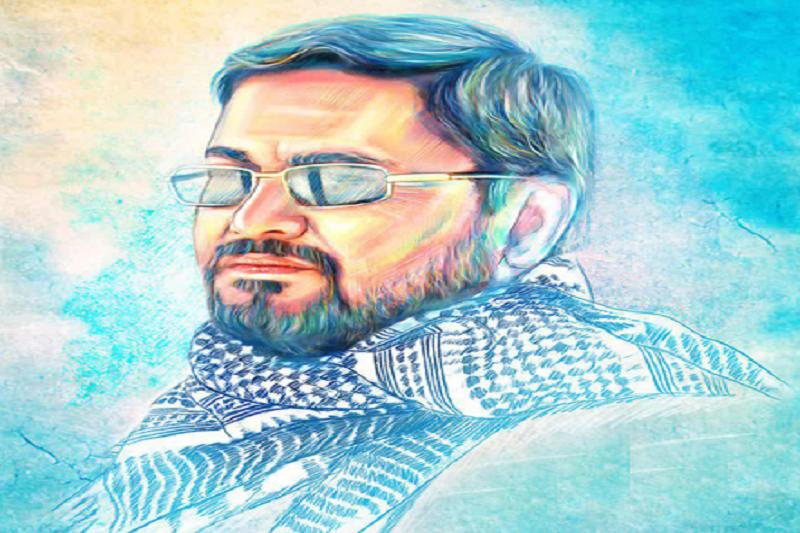 پیکر پاک شهید زکریا شیری پس از پنج سال کشف شد