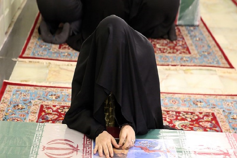 حرم مطهر رضوی، میزبان شهدای تازه تفحص شده خان طومان
