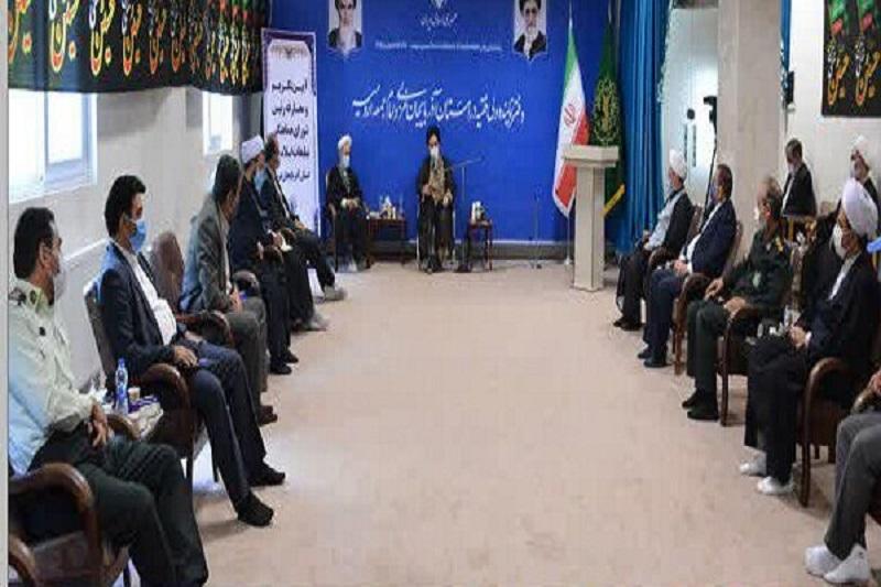 شورای هماهنگی تبلیغات اسلامی مدافع آرمانهای انقلاب است