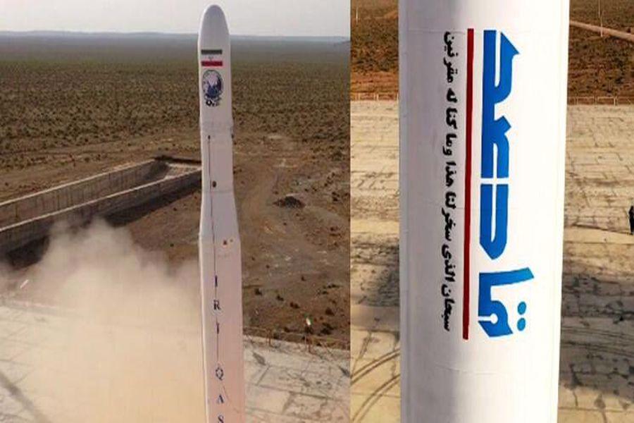 ایران با «نور ۱» در زمره ۳۰ کشور دارای ماهواره نظامی قرار گرفت