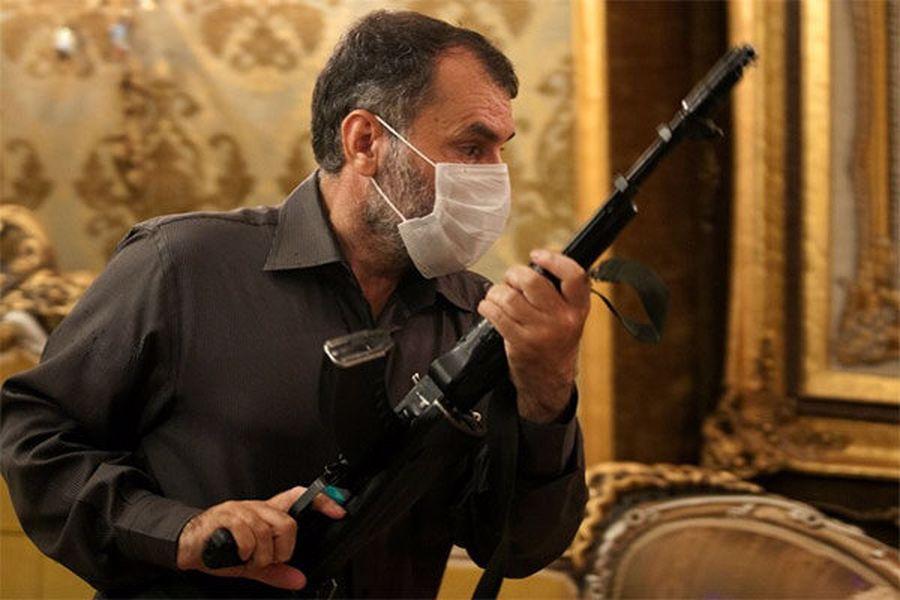 «ده نمکی» راهی ترکیه شد/پایان سریال در شهرک دفاعمقدس