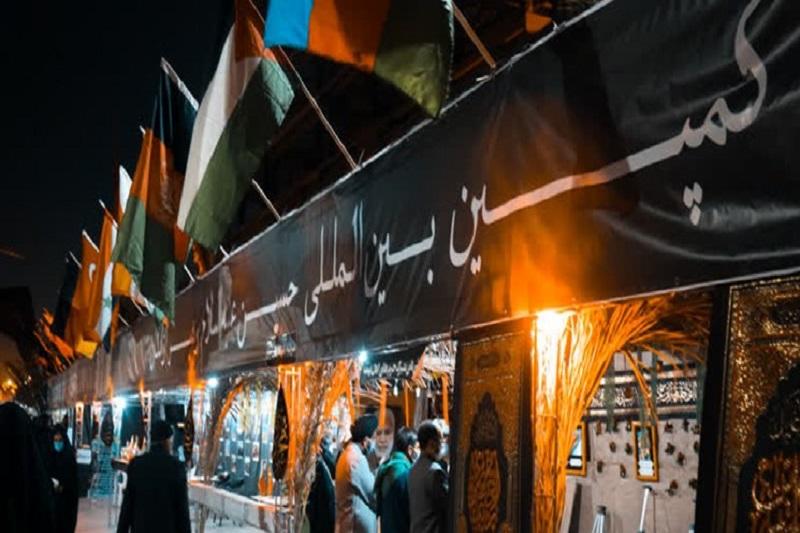 برپایی موکب فرهنگی در طرح طریق النجاة