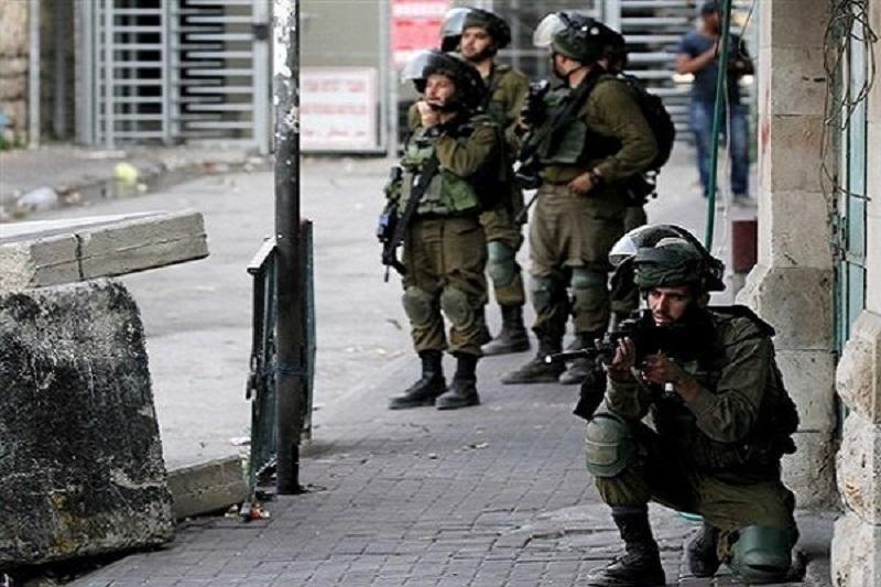 بازداشت ۱۵ فلسطینی توسط رژیم صهیونیستی