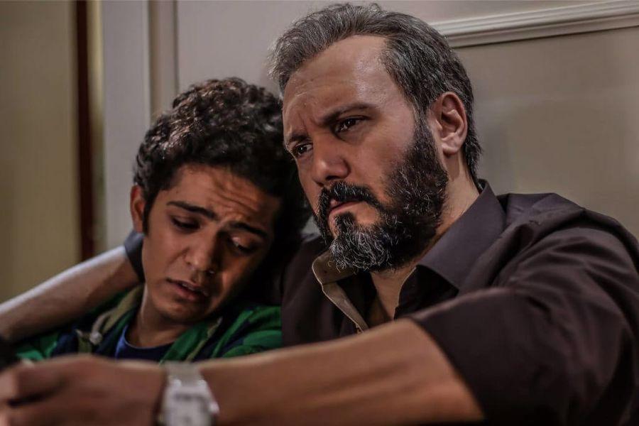 کامبیز دیرباز در نقش «شهید عبد الرسول زرین»