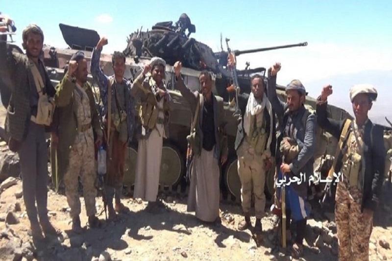رزمندگان یمنی مزدوران سعودی را ناکام گذاشتند