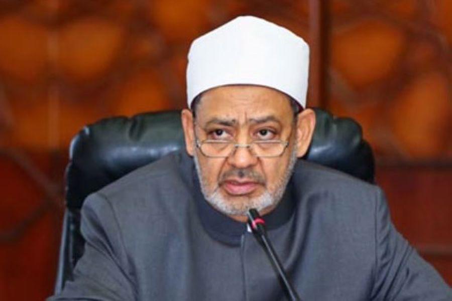 شیخ الازهر: نسبت دادن تروریسم به اسلام نشانه جهل است