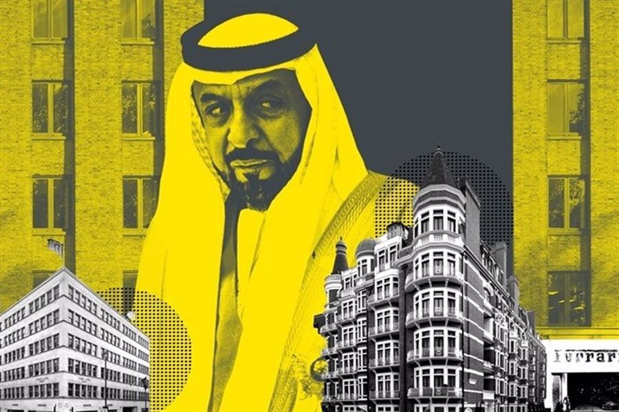 خانههای گران قیمت لندن در تسخیر شیخ خلیفه/  گاردین از امپراطوری املاک «آل نهیان» رونمایی کرد