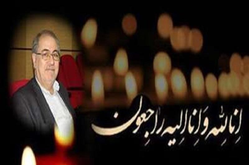 حجتالاسلام رستمی درگذشت رئیس بیمارستان لبافینژاد را تسلیت گفت