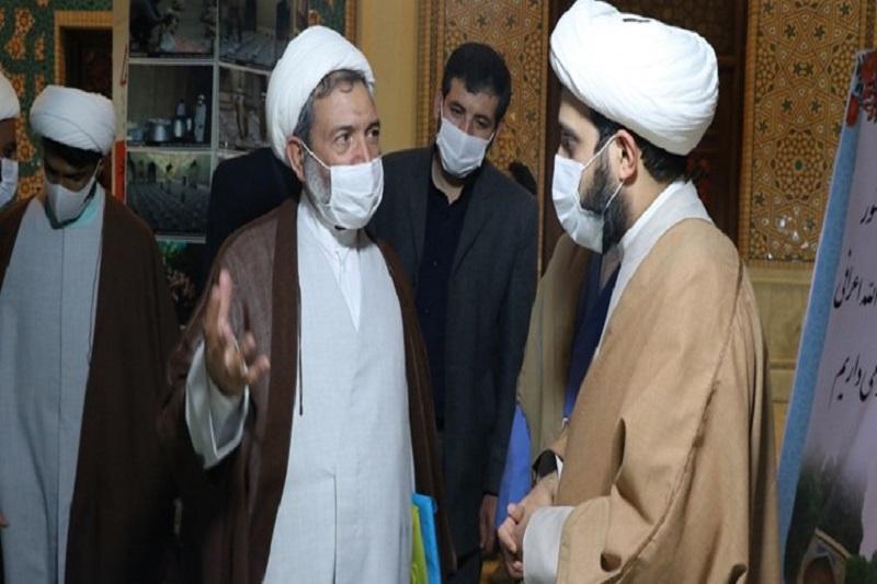 برتری حوزه علمیه منصوریه شیراز در فعالیتهای جهادی سطح استان