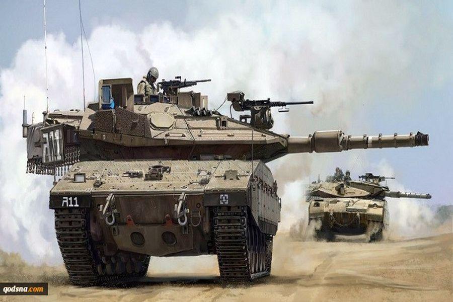امارات به دنبال خرید اسلحه از اسرائیل
