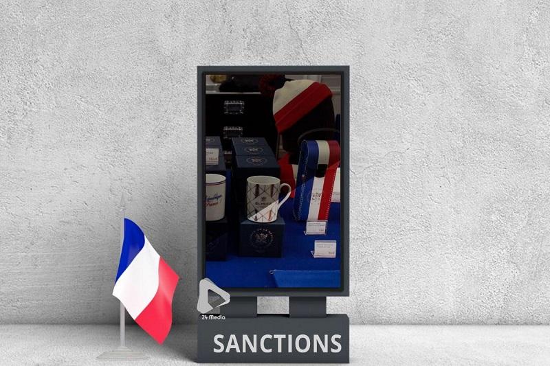 عکسنوشت| تحریم کالاهای فرانسوی