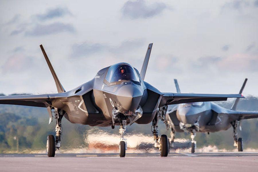 فروش جنگندههای اف۳۵ به عربستان و قطر/نگرانی جدید رژیم صهیونیستی