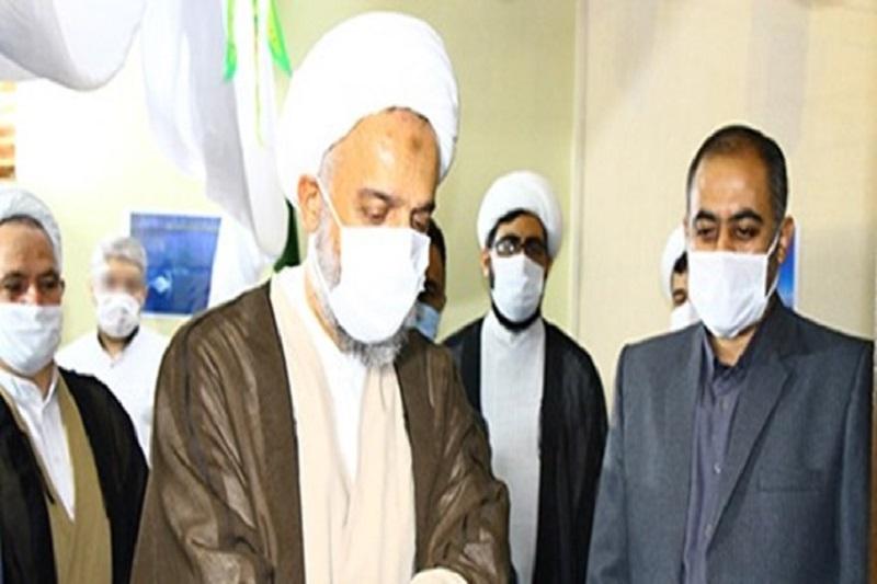 افتتاح کانون مهدویت در زندان مرکزی شیراز