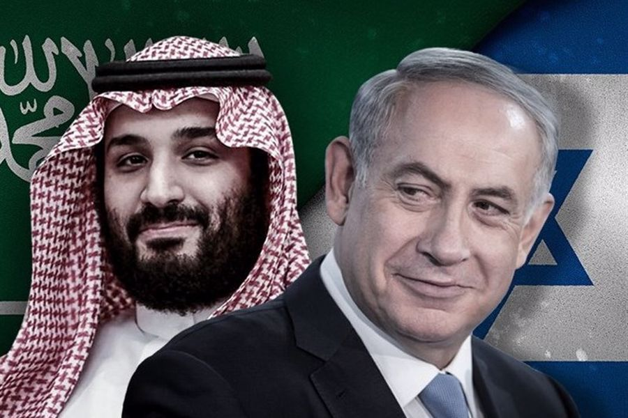 سازش آل سعود با رژیم اشغالگر صهیونیستی