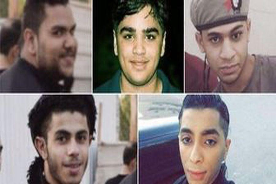 آل سعود 5 نوجوان دیگر  را اعدام میکند