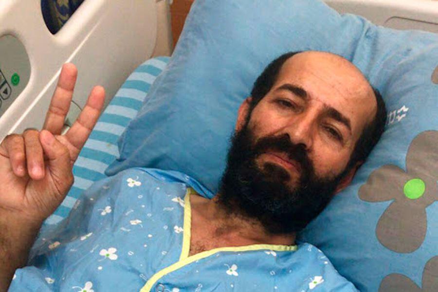 اسیر فلسطینی از ایران و محور مقاومت قدردانی کرد