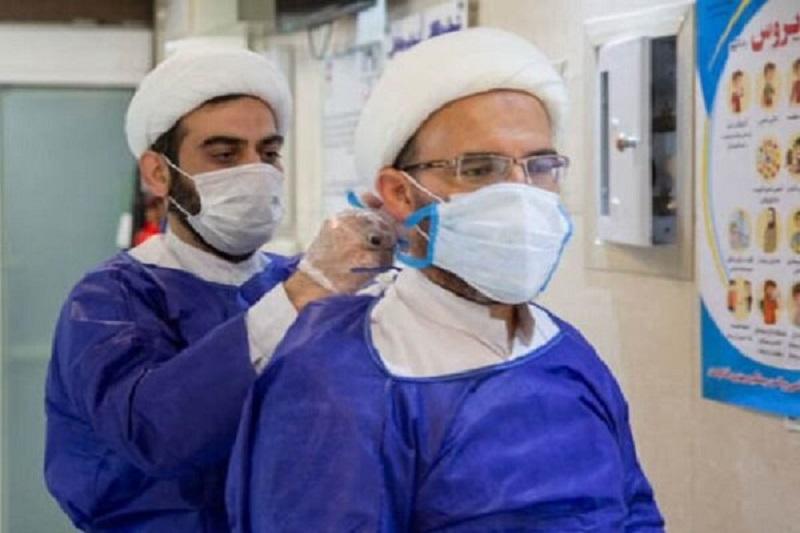 اعزام ۴۰۰ طلبه جهادی برای خدمت رسانی به بیمارستانهای قم