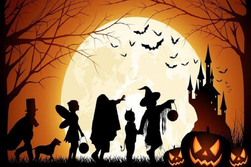 جشن هالووین پس از مهدکودکها در تورهای گردشگری