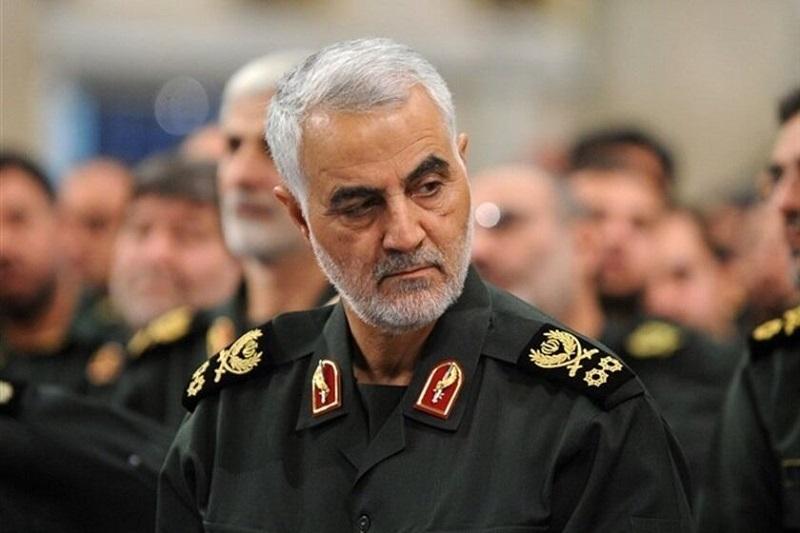ویدئو/حاج قاسم سلیمانی نگذاشت بغداد به دست داعش فتح شود