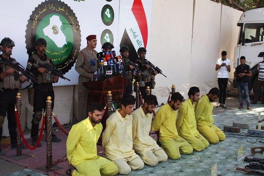 6 تروریست داعشی دستگیر شدند