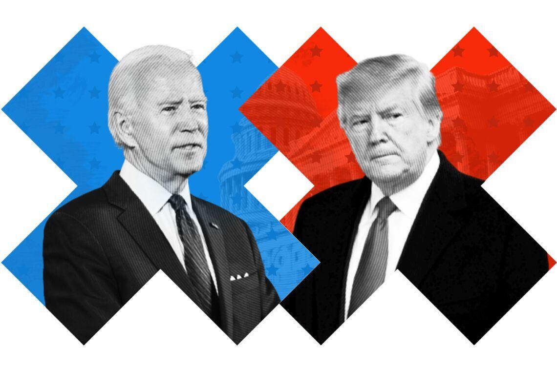 ترامپ قصد دارد که اعلام پیروزی کند
