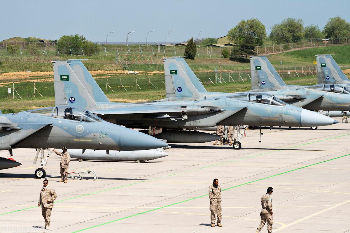 عطش سیریناپذیر عربستان برای خرید جنگندههای اروپایی