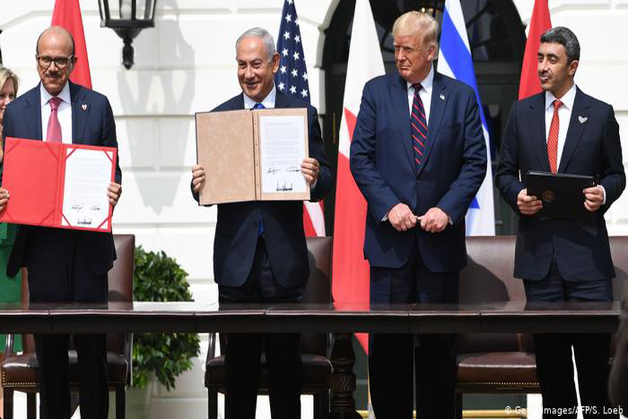 بر اساس قانون اساسی عراق عادی سازی با اسرائیل ممنوع است