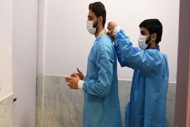 گروه های جهادی برای تنگ کردن عرصه بر بیماری کرونا وارد عمل شوند