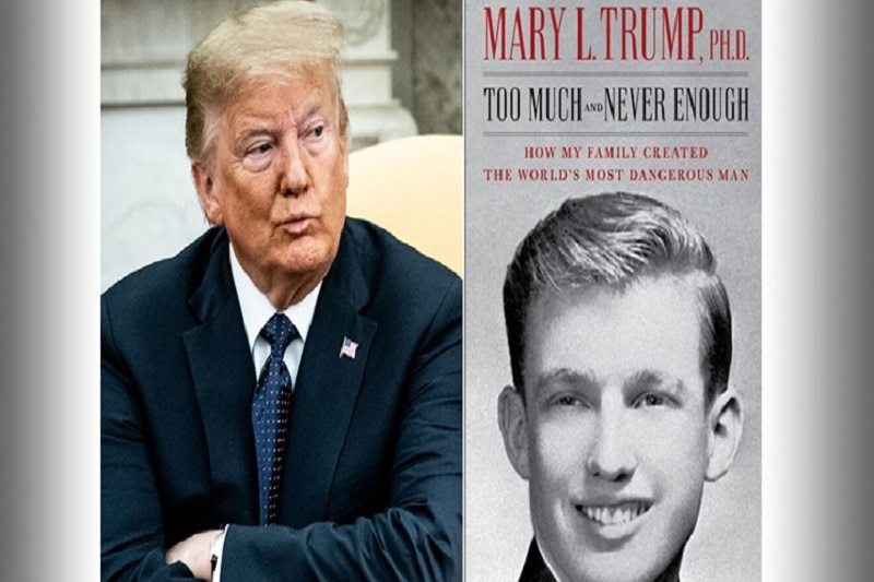 کتاب خاطرات مری ترامپ در ایران
