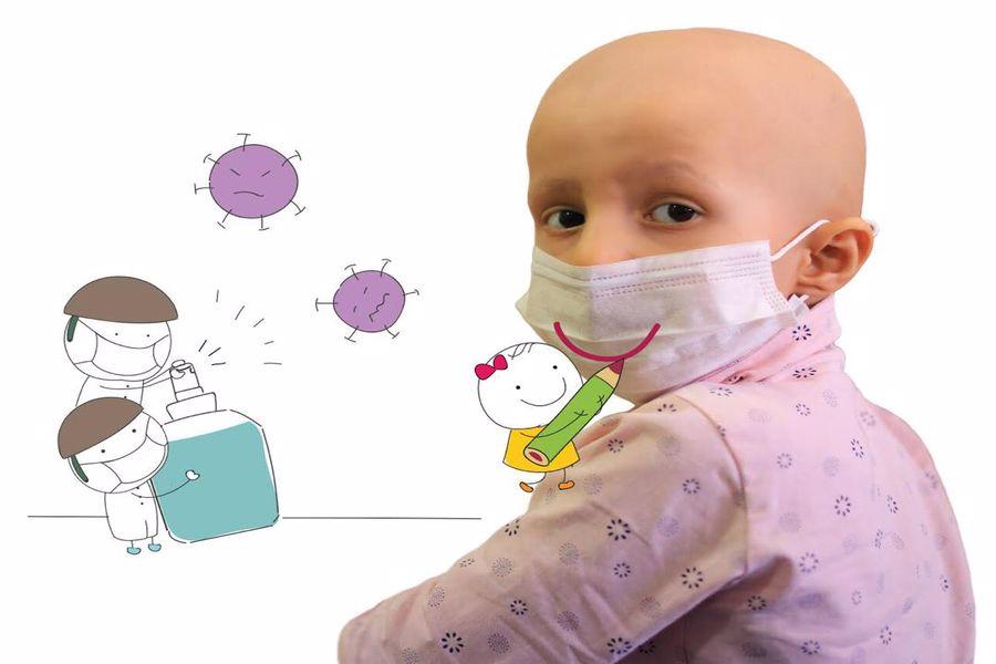 اقدام مضحک سفارت کره در اهدای ماسک به بیماران سرطانی ایران