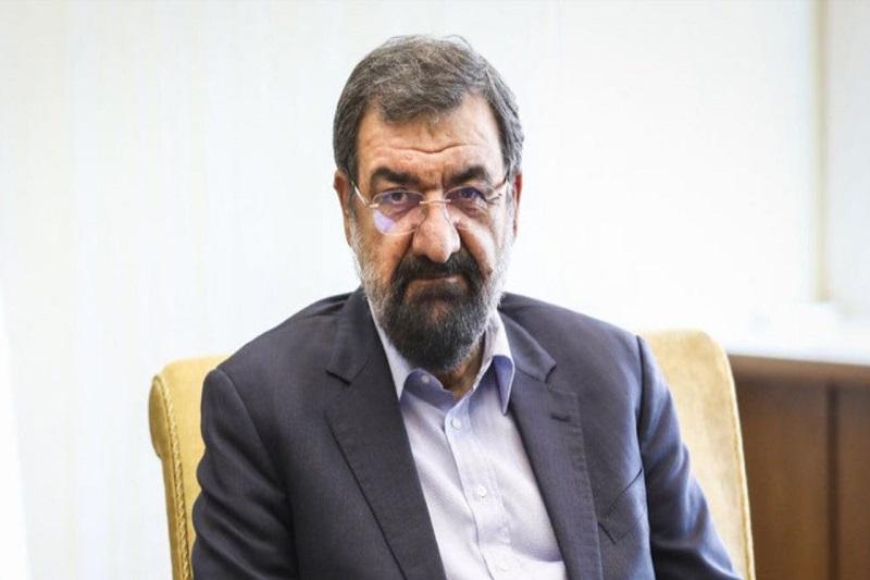 حساب توئیتری «محسن رضایی» مسدود شد