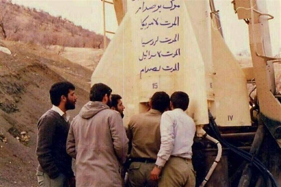 ویدئو/ روایت شهید تهرانی مقدم از تجربهی شلیک اولین موشک