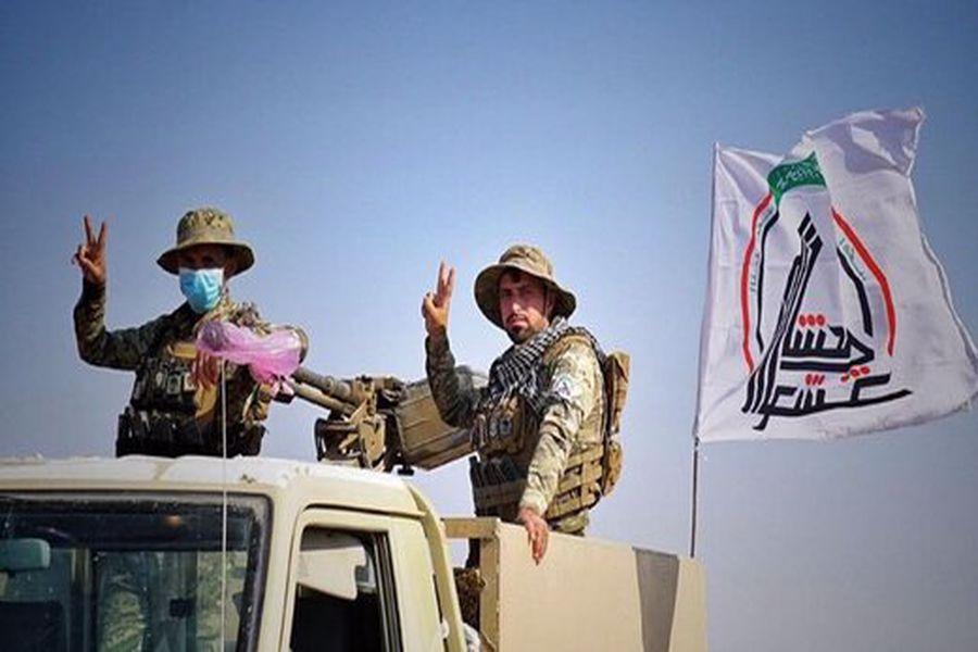 عملیات «حشد شعبی» در استان الانبار آغاز شد