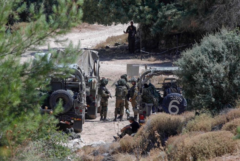 آمادهباش ارتش رژیم صهیونیستی در نزدیکی مرز با غزه