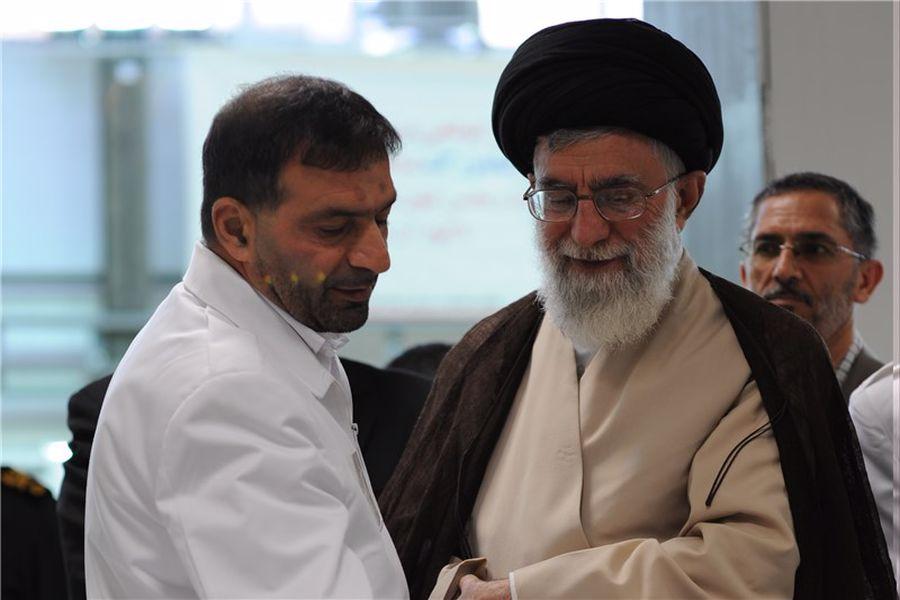 عکس/ انتشار نامه مهم شهید طهرانی مقدم خطاب به رهبرمعظم انقلاب