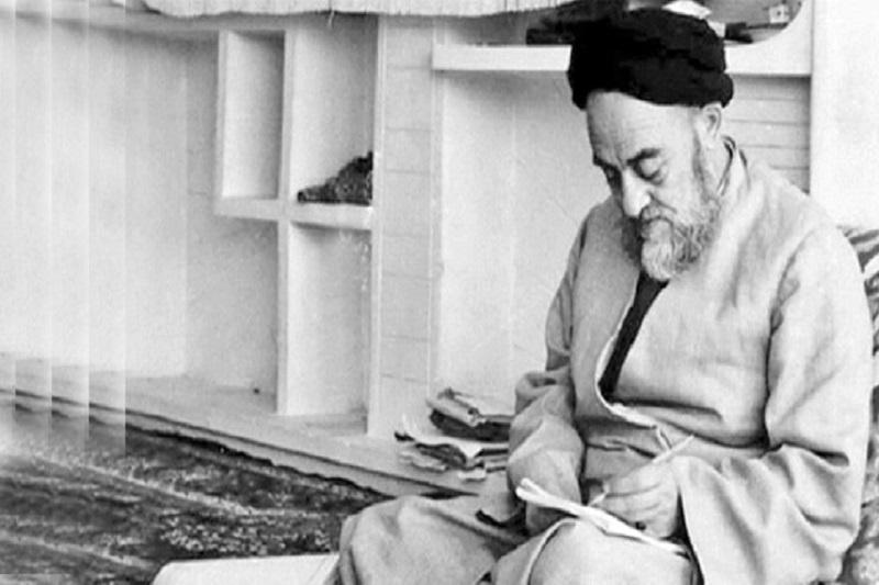 علامه طباطبایی تفسیر قرآن را به متن درس های حوزه علمیه آورد