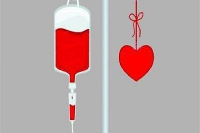 """کمپین اهدای خون """" کتابخون """" در هفته کتاب و کتابخوانی"""