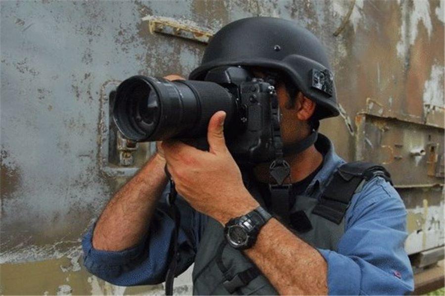 ویدئو/اینبار عکاسان  بحران سوریه را  روایت میکنند
